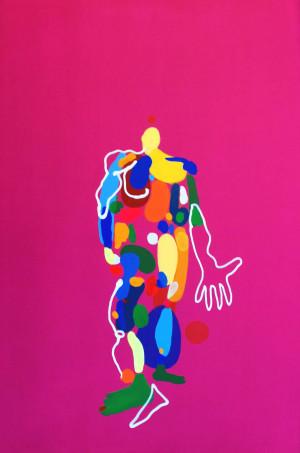 2010_ColorMan  80x120 cm  tinta acrílica sobre tela